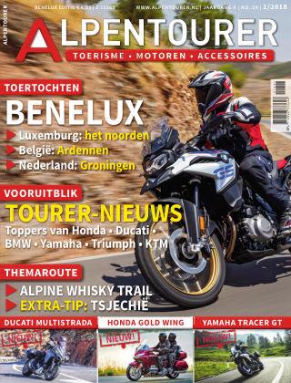ALPENTOURER – motoren • tourisme • vakantie 1/2018