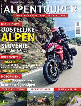 ALPENTOURER – motoren • tourisme • vakantie 3/2018