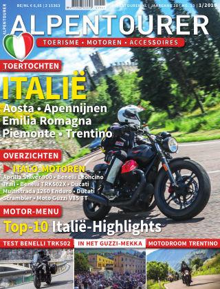 ALPENTOURER – motoren • tourisme • vakantie 1/2019