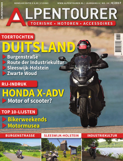ALPENTOURER Benelux September 29, 2017 00:00