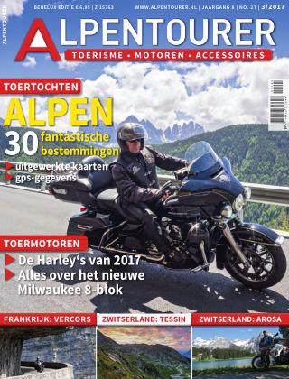 ALPENTOURER – motoren • tourisme • vakantie 3/2017