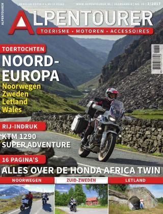 ALPENTOURER – motoren • tourisme • vakantie 2/2017
