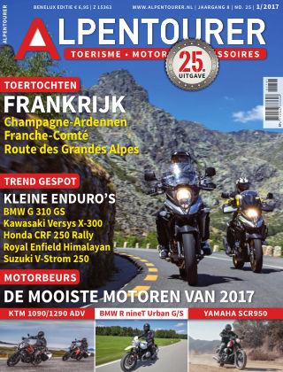 ALPENTOURER – motoren • tourisme • vakantie 1/2017
