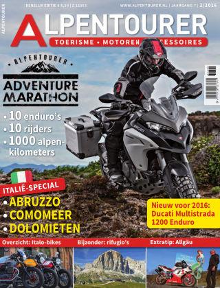 ALPENTOURER – motoren • tourisme • vakantie 2/2016