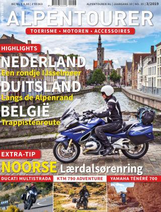 ALPENTOURER – motoren • tourisme • vakantie 3/2019