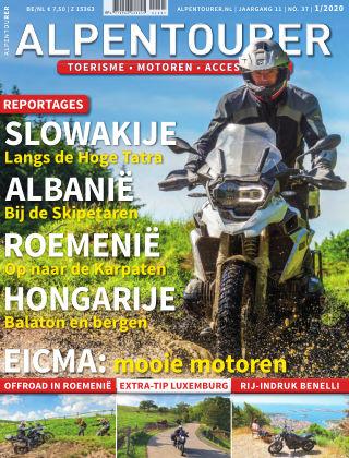 ALPENTOURER – motoren • tourisme • vakantie 1/2020