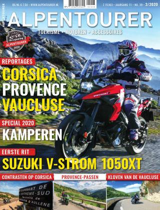 ALPENTOURER – motoren • tourisme • vakantie 03-2020