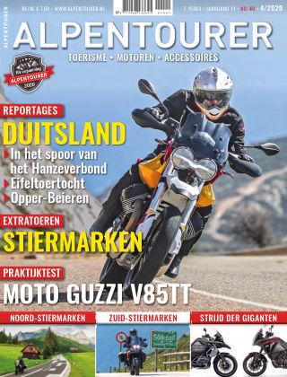 ALPENTOURER – motoren • tourisme • vakantie 04-2020