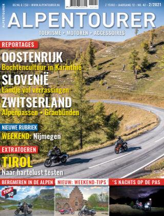 ALPENTOURER – motoren • tourisme • vakantie 02-2021