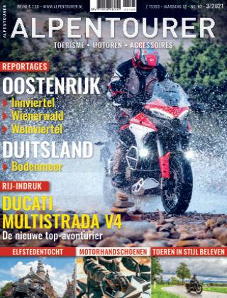 ALPENTOURER – motoren • tourisme • vakantie 03-2021