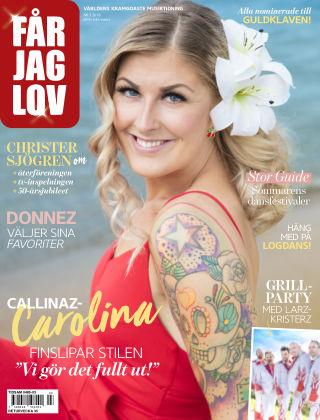 FÅR JAG LOV 2018-06-19