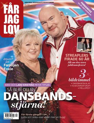 FÅR JAG LOV 2019-04-18