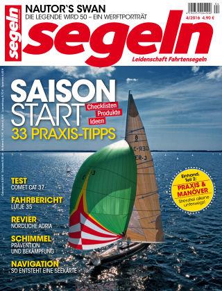 segeln Nr. 4 2016