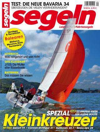 segeln Nr. 9 2016