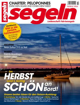 segeln Nr. 10 2016