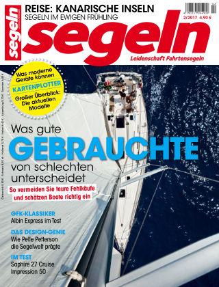 segeln Nr. 2 2017