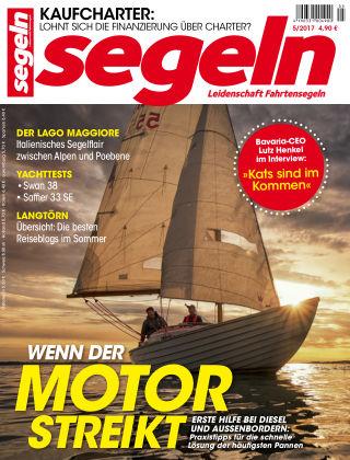 segeln Nr. 5 2017