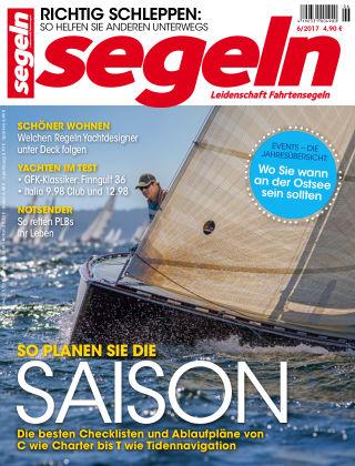 segeln Nr. 6 2017