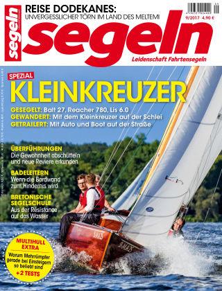 segeln NR. 09 2017
