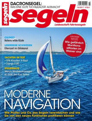 segeln Nr. 10 2017