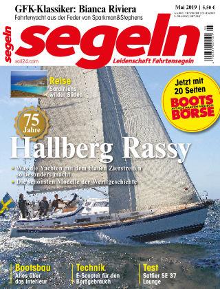 segeln  Nr. 5 2019