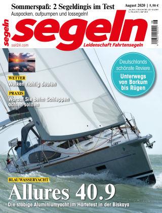 segeln 8-2020