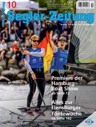 Segler-Zeitung 10-2018