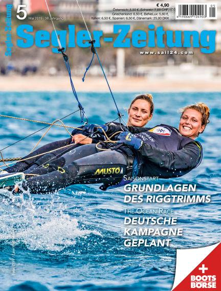 Segler-Zeitung April 17, 2019 00:00