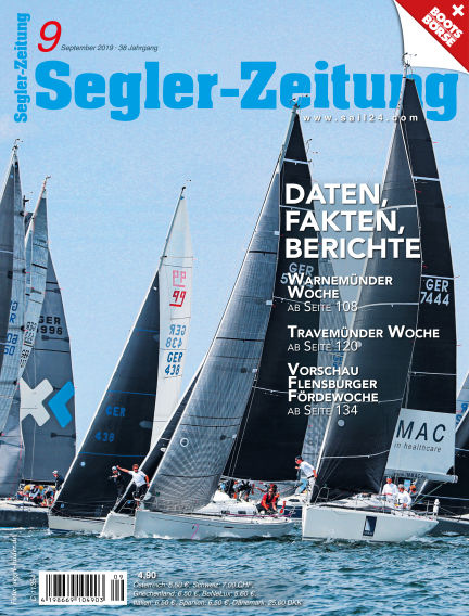 Segler-Zeitung August 21, 2019 00:00