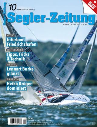 Segler-Zeitung 10-2020