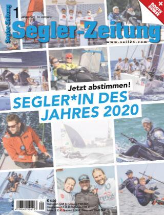 Segler-Zeitung 1-2021