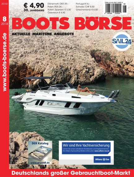 Boots Börse July 26, 2018 00:00