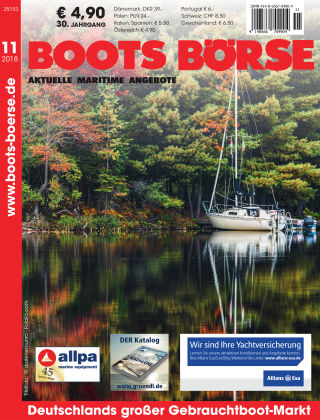 Boots Börse 11-2018
