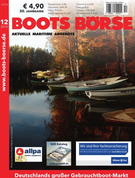 Boots Börse November 29, 2018 00:00