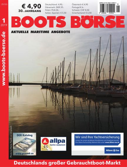 Boots Börse December 27, 2018 00:00