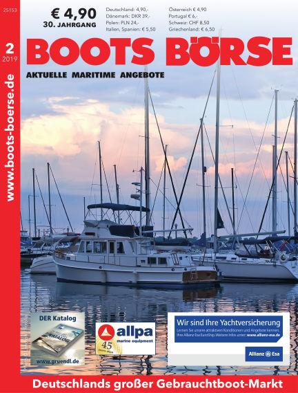 Boots Börse January 18, 2019 00:00