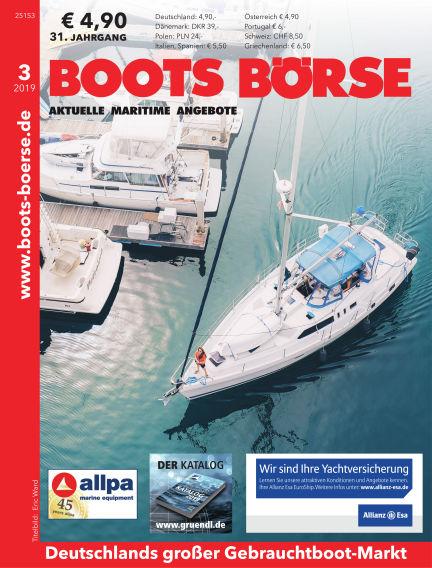 Boots Börse February 20, 2019 00:00