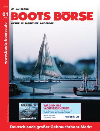 Boots Börse 01.2020