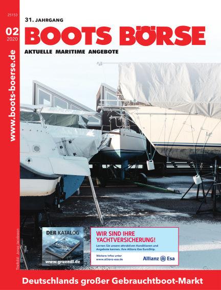 Boots Börse January 15, 2020 00:00