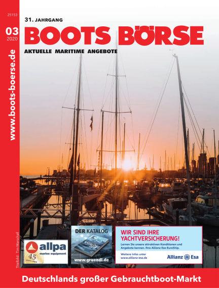 Boots Börse February 19, 2020 00:00