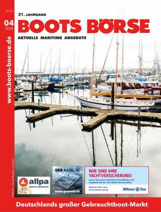 Boots Börse 04.2020
