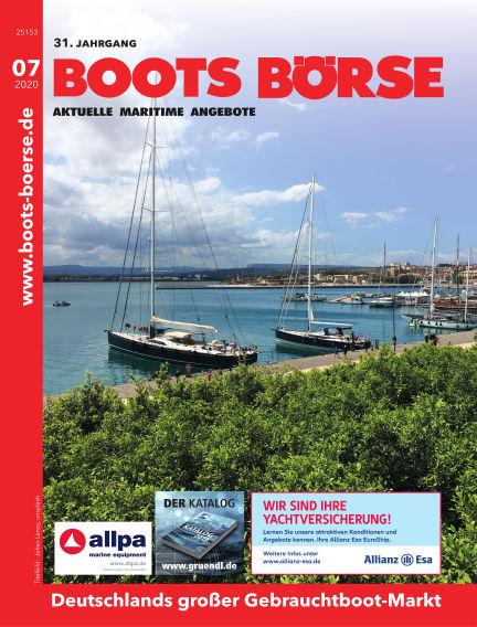 Boots Börse June 17, 2020 00:00