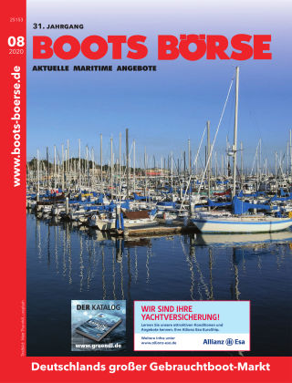 Boots Börse 08 2020
