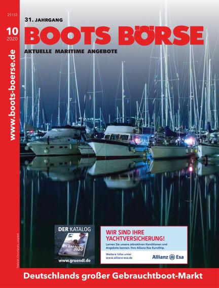 Boots Börse September 16, 2020 00:00