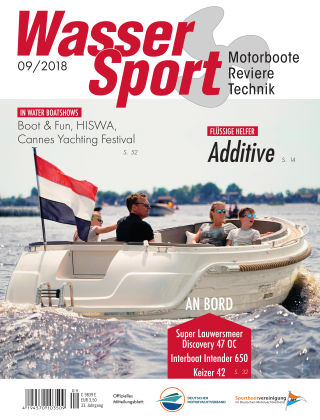 MotorBoot Magazin 9-2018