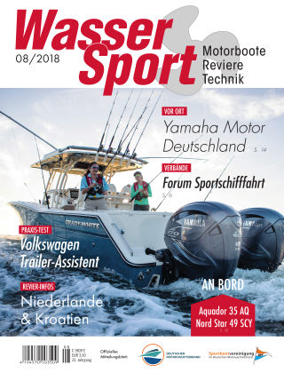 MotorBoot Magazin 8-2018