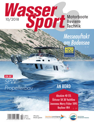 MotorBoot Magazin 10-2018