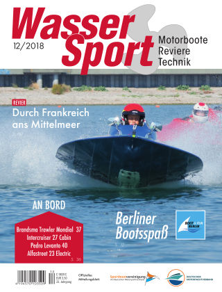 MotorBoot Magazin 12-2018