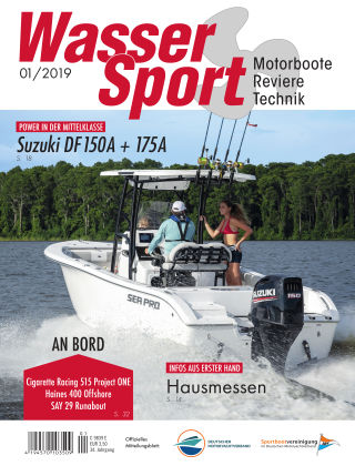 MotorBoot Magazin 1-2019