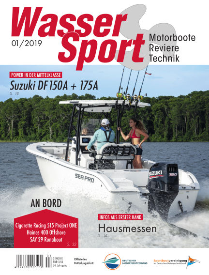 MotorBoot Magazin December 20, 2018 00:00